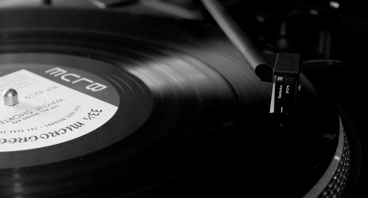 ブラックミュージック